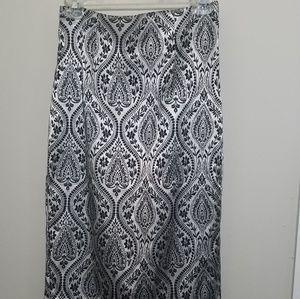 Skirt - black/gray